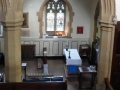 The Lady Chapel viewed from the organ loft